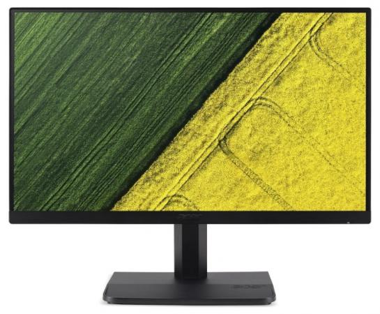 Монитор 22 Acer ET221Qbd черный IPS 1920x1080 250 cd/m^2 4 ms DVI VGA UM.WE1EE.005 монитор жк acer v226hqlabmd 21 5 черный [um wv6ee a09]
