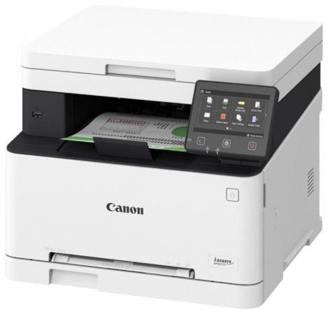 МФУ Canon i-SENSYS MF631Cn цветное A4 18ppm 600x600dpi Ethernet USB 1475C017 мфу canon i sensys colour mf635cx цветное a4 18ppm 600x600dpi ethernet usb wi fi 1475c038