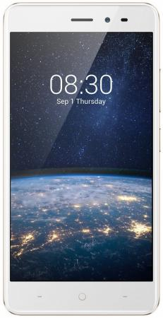 Смартфон Neffos X1 Lite золотистый 5 16 Гб LTE Wi-Fi GPS 3G TP904A44RU смартфон meizu m6 золотистый 5 2 16 гб lte wi fi gps