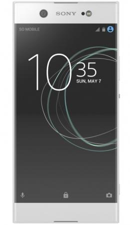 Смартфон SONY Xperia XA1 Ultra Dual белый 6 32 Гб NFC LTE Wi-Fi GPS 3G G3212White магнитый кабель ainy для sony xperia z1 z2 z3 фиолетовый