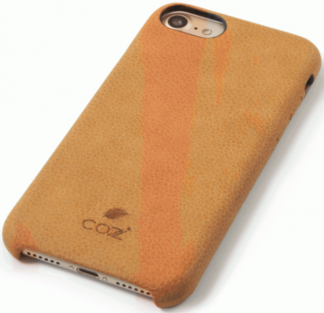 цена на Чехол Cozistyle Cozi Green Case for iP7-Tan для iPhone 7 коричневый