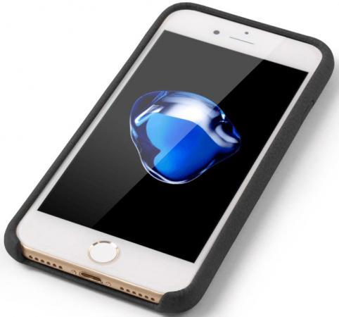 "цена на Накладка Cozistyle ""Cozi Green Case"" для iPhone 7 Plus чёрный CGLC7+010"
