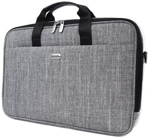 Сумка для ноутбука 15 Cozistyle Urban Brief case slim серый CPUBCS004 сумка для ноутбука 15 6 krusell ks 71166 gaia slim red cream
