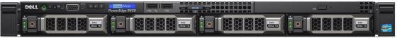 Сервер Dell PowerEdge R430 210-ADLO-176 сервер dell poweredge r430 210 adlo 81