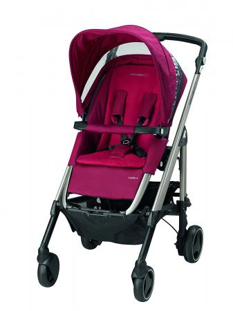 Прогулочная коляска Bebe Confort Loola 3 (robin red) игрушка на клипсе bebe confort бегемотик
