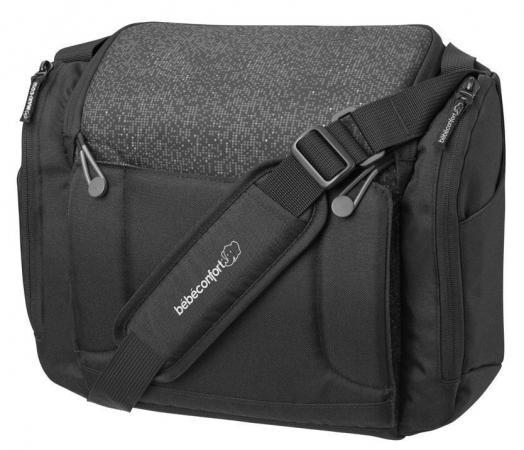 Сумка на коляску Bebe Confort Original Bag (triangle black) bebe confort пустышки латексные classic dummies 6 12 мес 2 шт