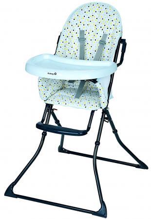 Стульчик для кормления Safety 1st Kanji (grey patches) стульчик для кормления safety 1st safety 1st стульчик для кормления timba with tray and cushion pop hero белый