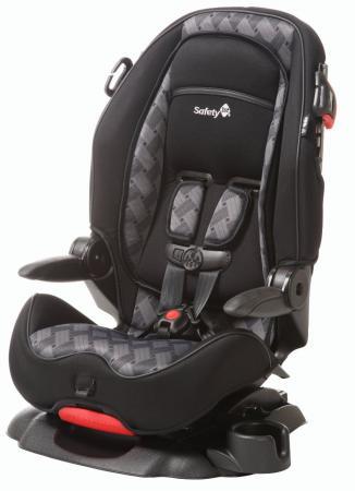 Автокресло Safety 1st Summit Booster (черный-серый) safety 1st guide 65 convertible car seat