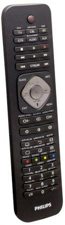 все цены на Пульт ДУ Philips SRP5016/10 универсальный черный онлайн