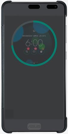 все цены на Чехол Asus для Asus ZenFone ZS571KL View Flip Cover черный 90AC02H0-BCV002 онлайн
