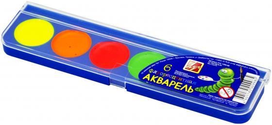 Акварель Луч 21С1395-08 6 цветов
