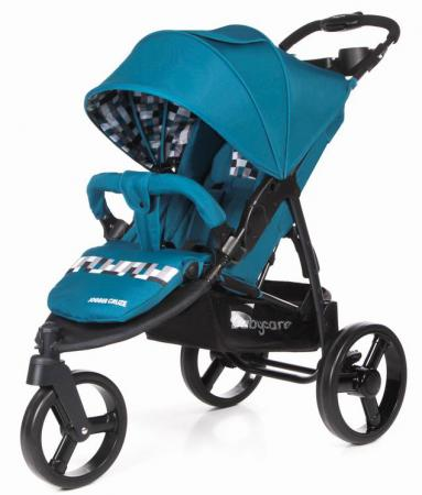 Фото Прогулочная коляска Baby Care Jogger Cruze (blue 17)
