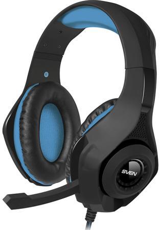 Гарнитура Sven AP-G887MV черный синий sven ap 870