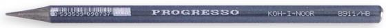 Карандаш графитовый Koh-i-Noor PROGRESSO 8911 HB 154 мм карандаш чернографитный koh i noor gold star 1860 hb 1860 hb