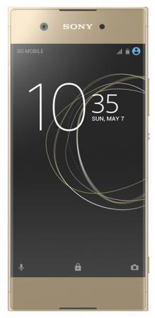 Смартфон SONY Xperia XA1 Dual золотистый 5 32 Гб LTE Wi-Fi GPS 3G