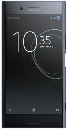 "Смартфон SONY Xperia XZ Premium Dual черный 5.5"" 64 Гб LTE Wi-Fi GPS G8142 цена"