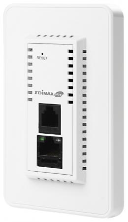 Точка доступа Edimax IAP1200 802.11aс 1167Mbps 5 ГГц 2.4 ГГц 2xLAN RJ-11 белый точка доступа edimax cap1200
