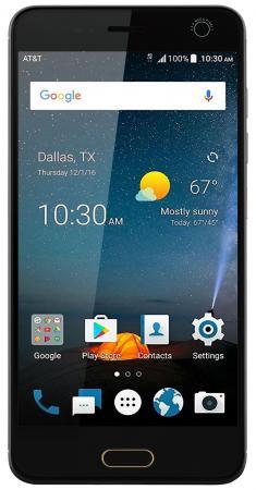 Смартфон ZTE Blade V8 черный 5.2 64 Гб LTE Wi-Fi GPS 3G BLADEV8BLACK