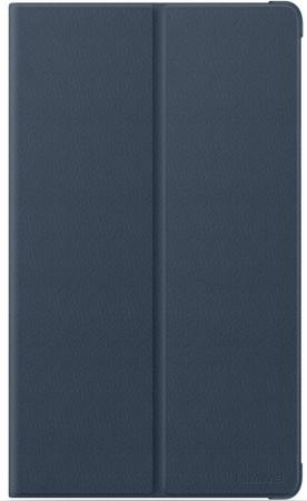 Чехол Huawei для планшета Huawei M3 Lite 8 синий 51992009 чехол для планшетного компьютера huawei m3 lite 8 flip cover blue 51992009