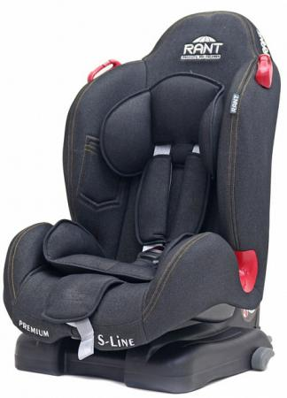 Автокресло Rant Premium Isofix (black jeans) кабель 2xrca audioquest evergreen everg02r