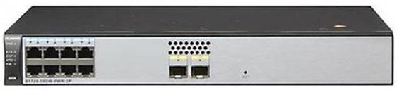 Коммутатор Huawei S1720-10GW-PWR-2P-E 8 портов 98010754 спринклер cадовый 100 8 12 e ch 62965 06
