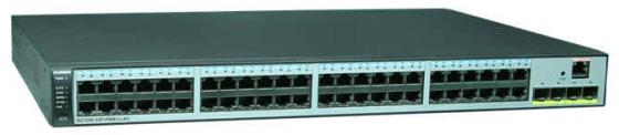 Коммутатор Huawei S5720S-52P-PWR-LI-AC 48 портов 10/100/1000Mbps huawei universal travel ac 100 240v power adapter black us plug