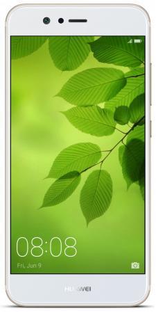 Смартфон Huawei Nova 2 золотистый 5 64 Гб LTE Wi-Fi GPS 3G смартфон meizu m5 note белый золотистый 5 5 16 гб lte wi fi gps 3g