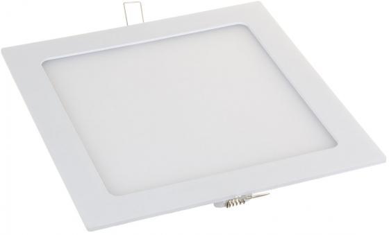 Встраиваемый светодиодный светильник Elektrostandard DLS003 18W 4200K 4690389081897  встраиваемый потолочный светодиодный светильник elektrostandard dlss170 18w 4200k теплый белый