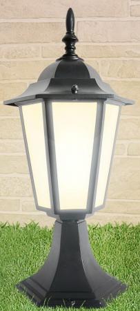 Уличный светильник Elektrostandard 1004S черный 4690389085734 степлер sturm 1071 01 06