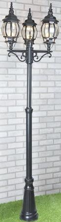 Садово-парковый светильник Elektrostandard Classic 4690389028236 садово парковый светильник sirius 4690389017407 elektrostandard 1183814