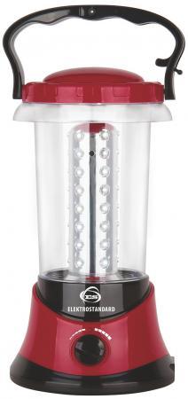 Кемпинговый светодиодный фонарь Elektrostandard Baker аккумуляторный 250х132 380 лм 4690389101076 цена