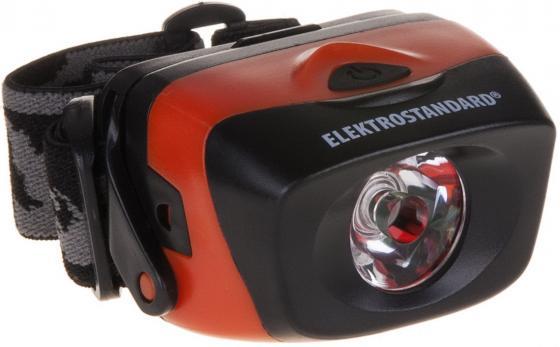 Налобный светодиодный фонарь Elektrostandard Extreme от батареек 39х60 62 лм 4690389087622 elektrostandard налобный светодиодный фонарь elektrostandard extreme 4690389087622