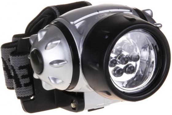 цена на Налобный светодиодный фонарь Elektrostandard Grylls от батареек 50х76 25 лм 4690389097331