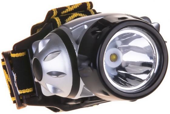 Налобный светодиодный фонарь Elektrostandard Master от батареек 40х55 60 лм 4690389031953 elektrostandard налобный светодиодный фонарь elektrostandard grylls 4690389097331