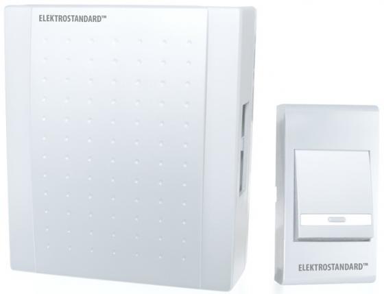 Звонок электромеханический Elektrostandard DBQ15 WM 1M IP44 белый 4690389062032