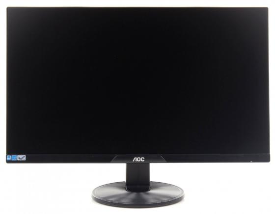 Монитор AOC Value Line I240SXH(00/01) черный IPS 1920x1080 250 cd/m^2 5 ms HDMI VGA монитор aoc 21 5 e2270swdn e2270swdn