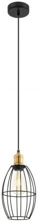 подвесной светильник denham eglo 1251674 Подвесной светильник Eglo Denham 49789