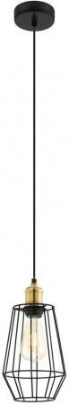подвесной светильник denham eglo 1251674 Подвесной светильник Eglo Denham 49791