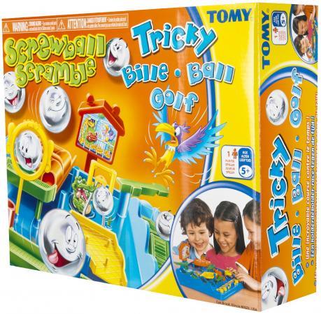 Настольная игра развивающая TOMY Веселый лабиринт игровые наборы tomy britains big farm фермерский прицеп со свинками