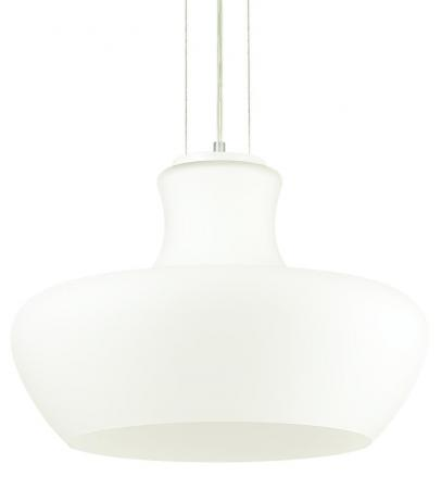 Подвесной светильник Ideal Lux Aladino SP1 D45 Bianco