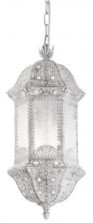 Фото - Подвесной светильник Ideal Lux Marrakech SP2 Bianco Antico zota 27 lux