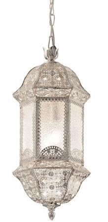 Подвесной светильник Ideal Lux Marrakech SP2 Argento подвесной светильник ideal lux missouri sb4 argento