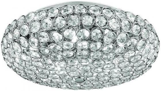 Потолочный светильник Ideal Lux King PL5 Cromo потолочный светильник ideal lux caesar pl5 cromo 103792