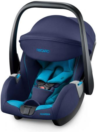 Автокресло Recaro Guardia (xenon blue) автокресло recaro monza nova is seatfix dakar send