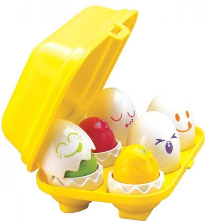 Сортер TOMY Веселые Яйца 8 см E1581 игровые наборы tomy набор овцы в загоне