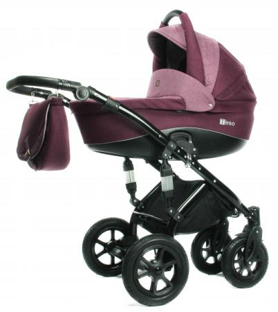 Коляска 2-в-1 Tutek Tirso (цвет ntr3/шасси black) коляска 2 в 1 esspero grand newborn lux шасси black royal silver