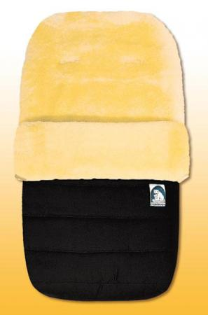 Конверт из овчины Heitmann Felle 968 Lambskin Cosy Toes (черный) зимний конверт altabebe lambskin bugaboo footmuff mt2280 lp black 65