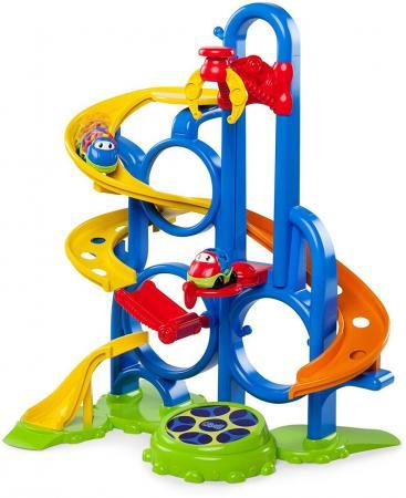 Гоночный трек Oball с машинкой и подъемником oball игрушечный трек