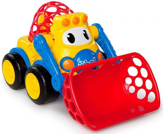 Погрузчик Oball игрушка oball автовоз 10314