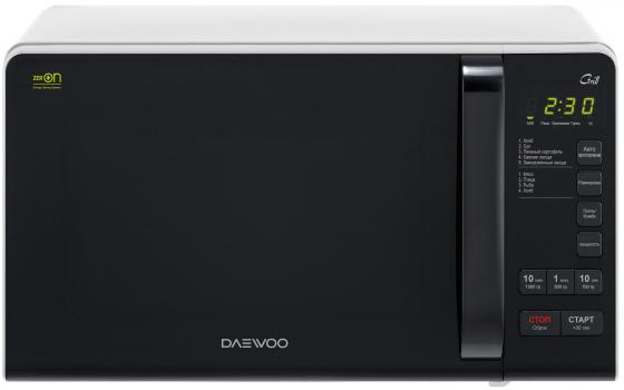 Микроволновая печь DAEWOO KQG-663B 700 Вт чёрно-белый